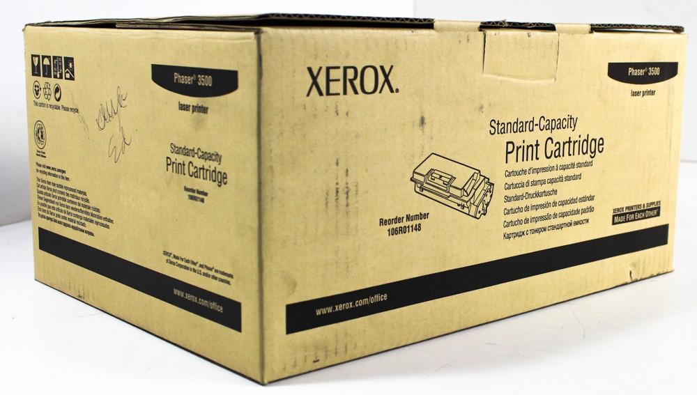 50000621-Xerox Phaser 3500 106R01148 Print Cartridge-image
