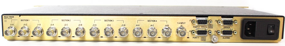 50000491-Universal Switching Corporation 10942B-D485 Four Channel 800MHz Redundancy Switcher-image