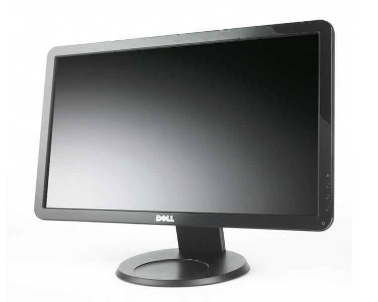 DELL-S2409WB-MON-LCD-24IN-Dell S2409Wb Refurbished LCD Monitor 300 cd/m² Brightness 1000:1 Contrast Ratio 1920 x 1080 Resolution 24-inch-image