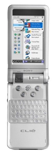50002893-Sony PEG-NX70V Personal Entertainment Organizer-image