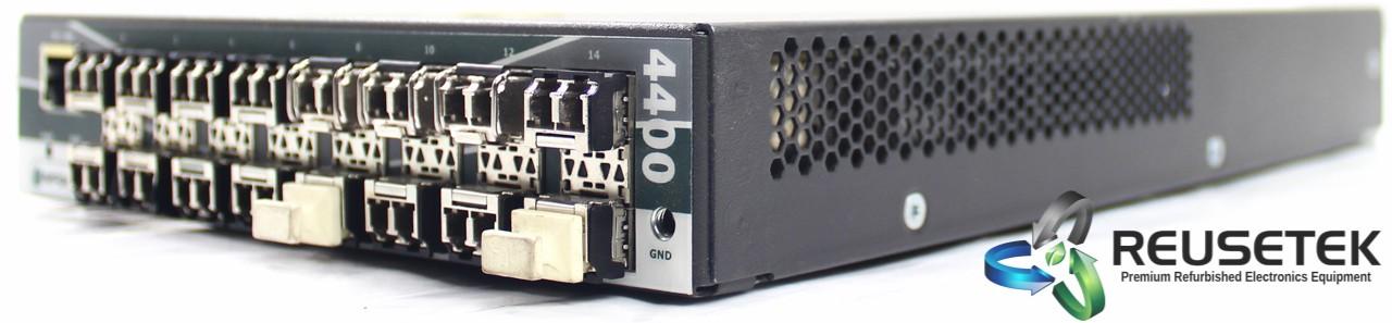 500031653-McData Sphereon ES-4400 PMN4400 007-E00225-010 SAN Switch 16X4GB GBics-image