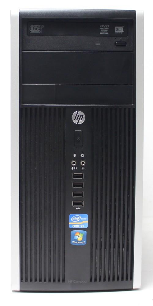 50000682-HP Compaq Pro 6200 MT i3-2120 3.3 GHz 4 GB RAM 250 GB HDD Windows 10 Pro-image