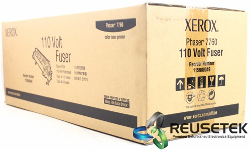 50002895-Xerox 115R00049 110 Volt Fuser Assembly ( Phaser 7760)-image