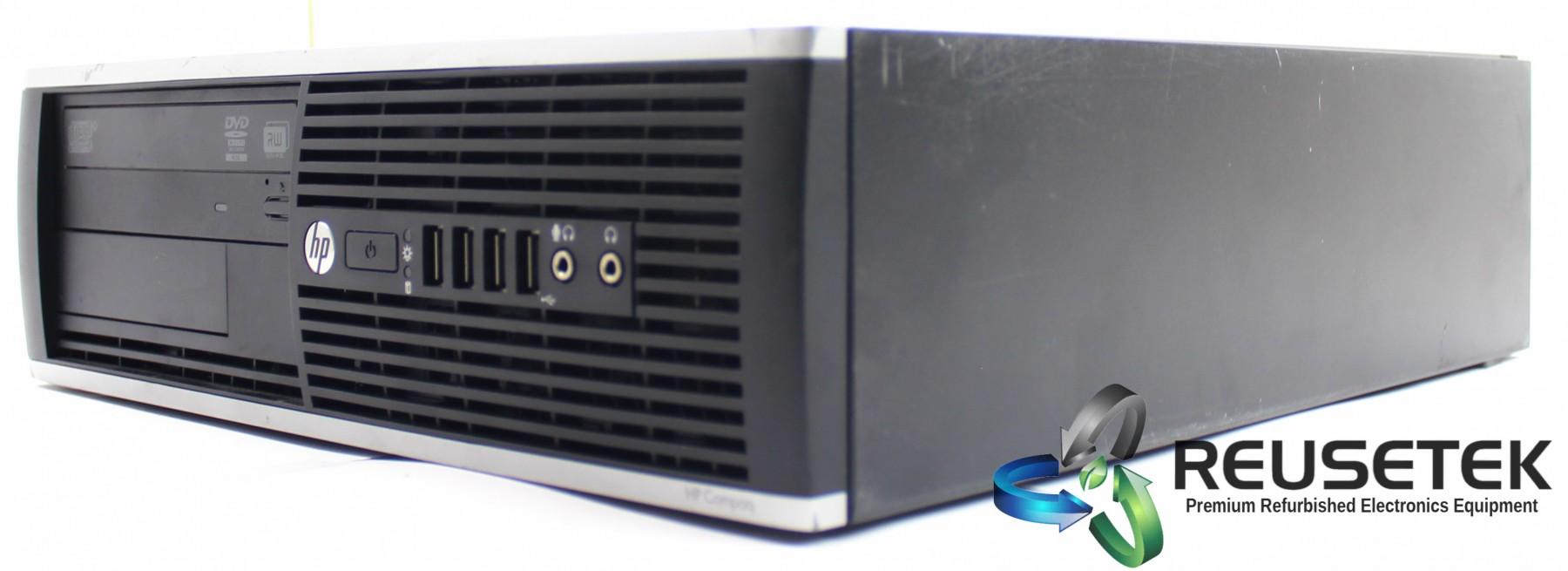 500030686-Refurbished HP Compaq 8200 Elite Small Form Factor Desktop PC - 3.1GHZ Core i5 6GB 500GB Business Desktop-image