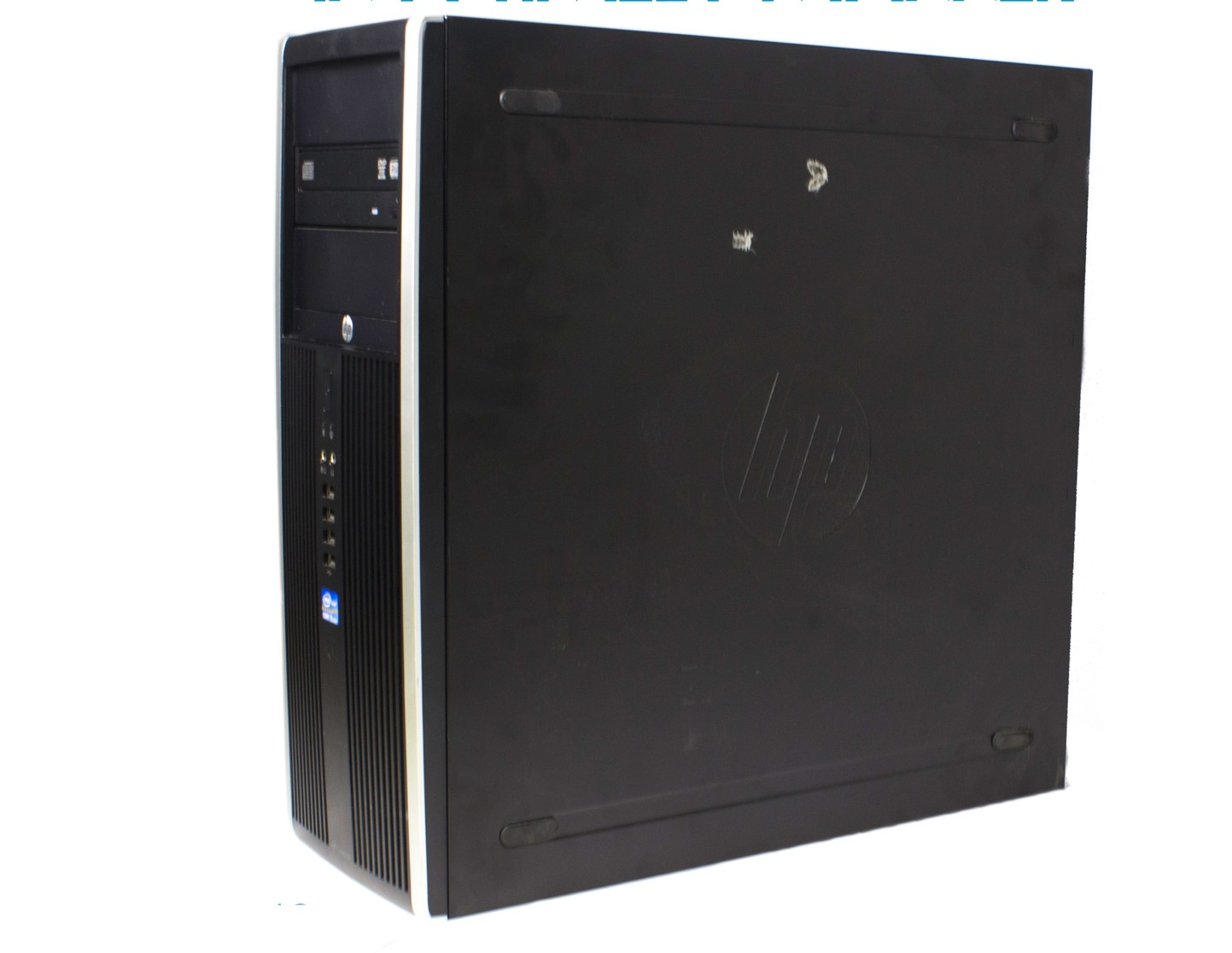 HP-COM-ELITE-8300-CMT-i7-HP Compaq Elite 8300 CMT Intel Core i7 8 GB RAM NO HDD Windows 10 Pro-image