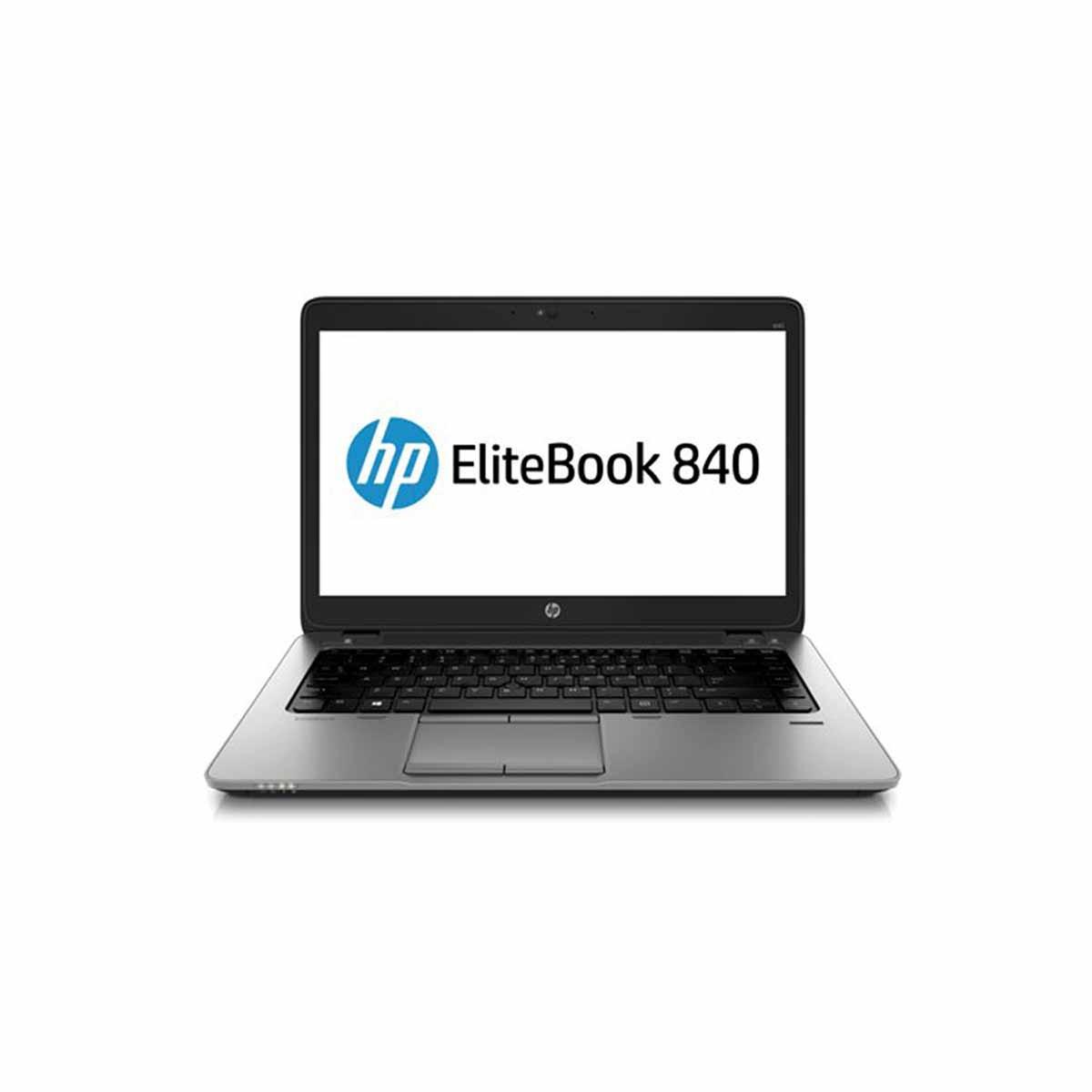 HP-ELI-840-G1-i5-3-HP EliteBook 840 G1 Refurbished Ultrabook 14-inch 256 SSD 8 GB RAM Core i5 Win 10 Pro-image