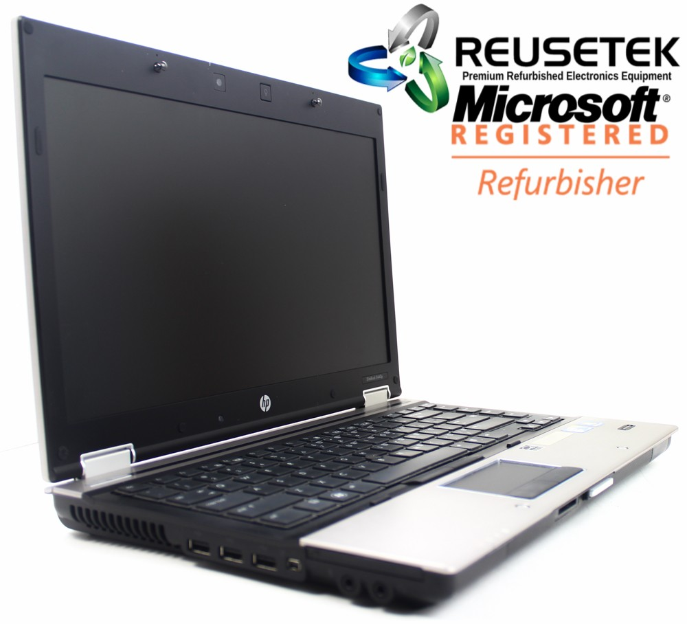 "CDH5213-HP EliteBook 8440p 14"" Notebook Laptop (Bad Battery)-image"