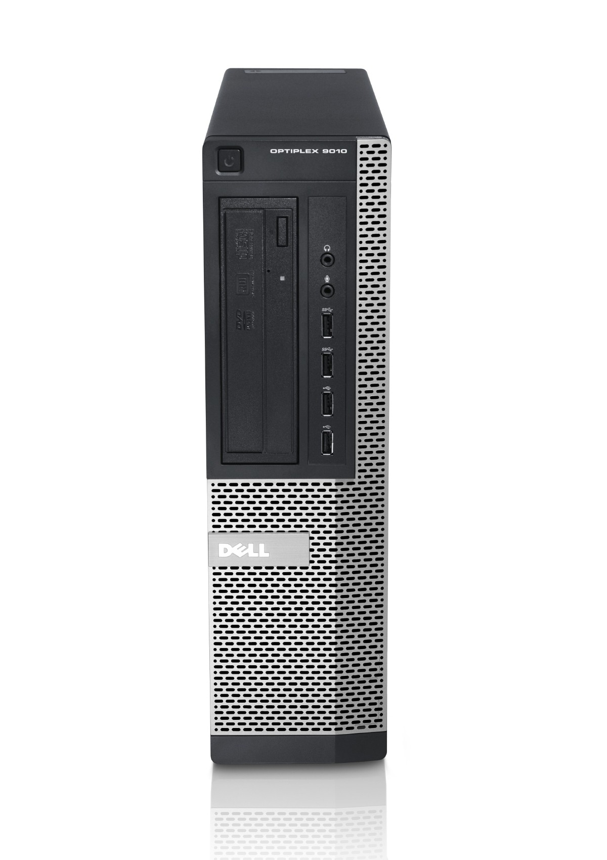 DELOPT9010DTi78128S-Dell Optiplex 9010 Desktop Intel Core i7 8GB RAM 128GB SSD DVD+RW with Windows 10 Pro Activated-image