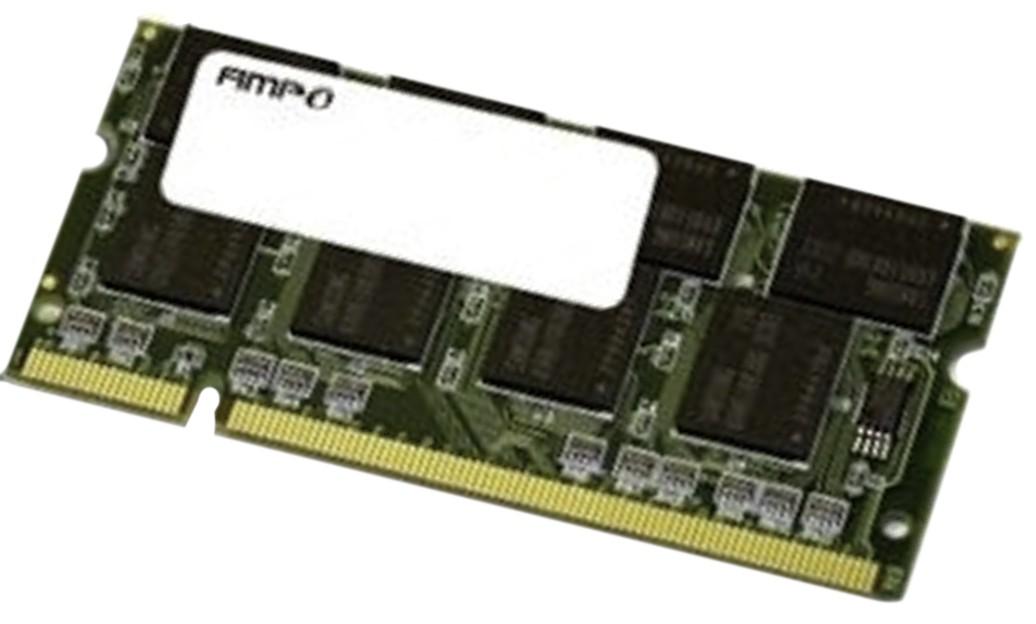 500031769462-laptop ram tray #2-Wintec 3AMD2667N-2G-R 2GB PC2-5300 DDR2-667MHz Laptop Memory Ram  -image