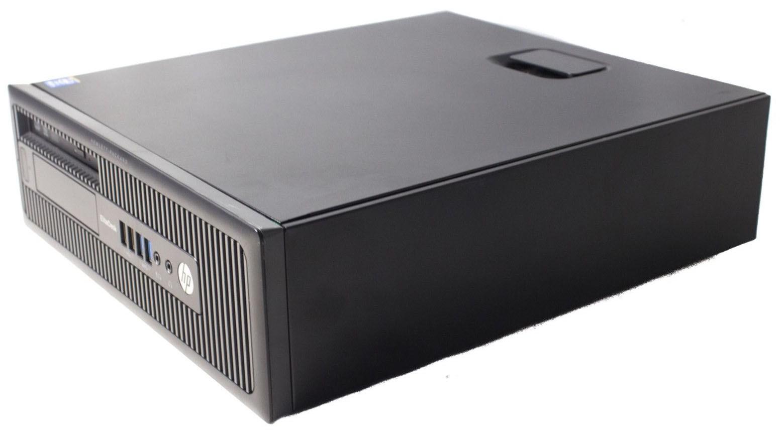 HP-ELITEDESK-800-G1-i7-HP EliteDesk 800 G1 SFF Intel Core i7 8 GB RAM 1 TB HDD Windows 10 Pro 1 YEAR WARRANTY*-image