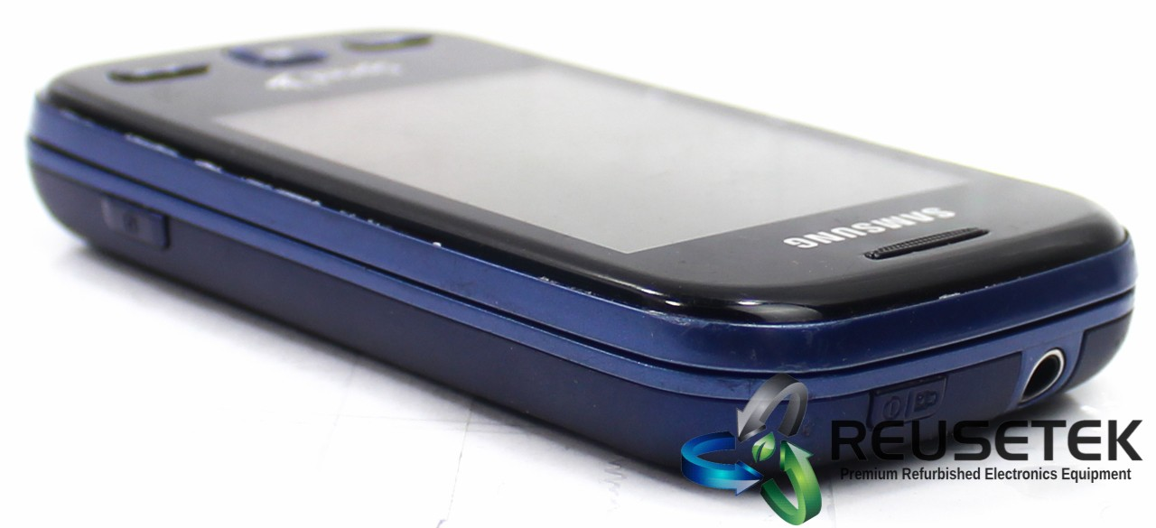 5000317353-Samsung Sprint SPH-M380 Trender Smartphone Sapphire Blue Cell Phone-image