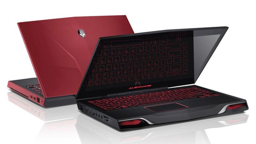ALIEN-M14XR1-I7-256GB-Alienware M14xR1 Refurbished Laptop Core i7 256 GB SSD 8 GB RAM 14-inch Pre-installed Windows 10 Professional -image