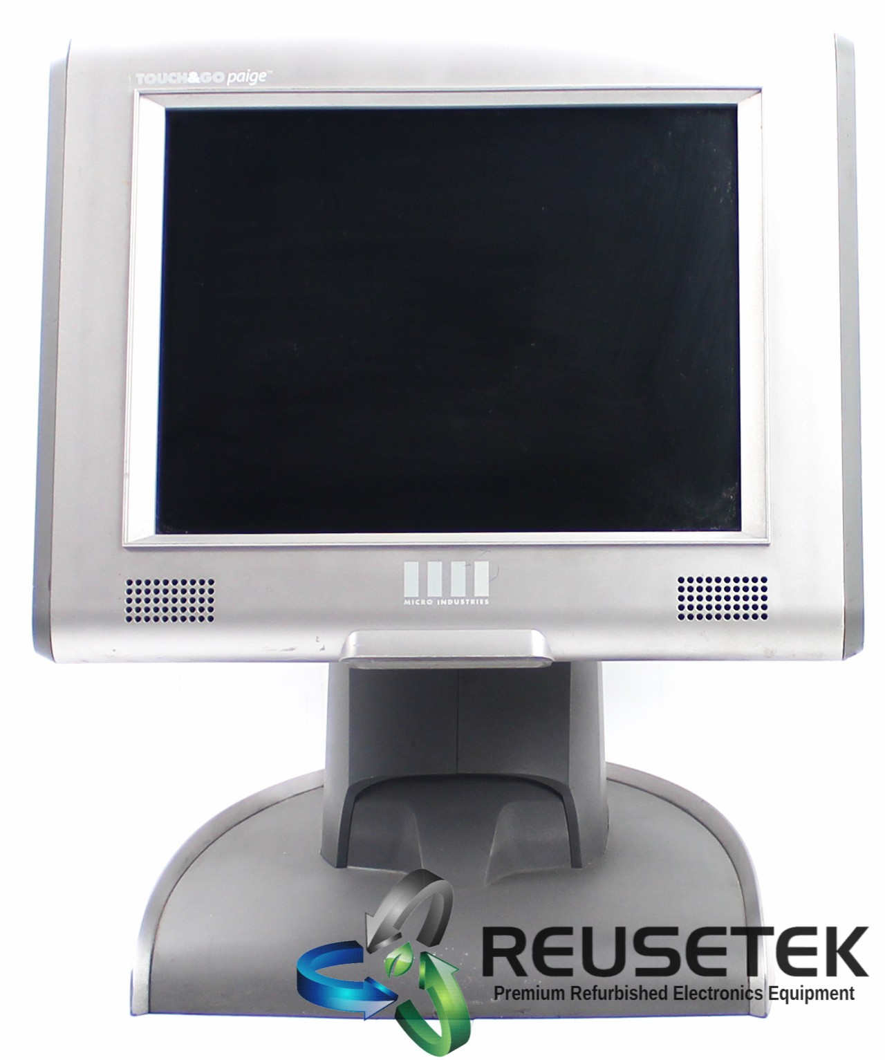 CDH5099-Micro Industries Touch&Go Paige Model 9500143 Self Service Retail Kiosk-image
