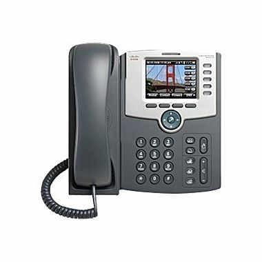SPA525G2 -Cisco SPA525G2 Refurbished Corded VoIP Phone 5-Line Phone LCD Display -image