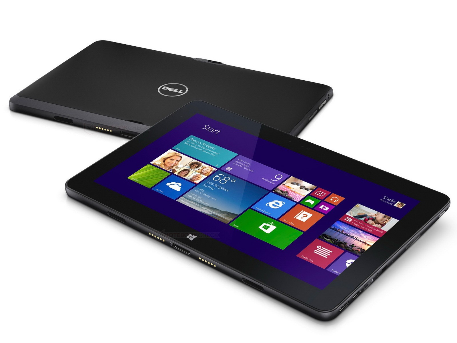 DELL-VNU11-T07G-I5-256GB-Refurbished Dell Venue 11 Pro T07G Tablet Wi-Fi 10.8-inch 8 GB RAM 256 GB HDD Core i5 Windows 10 Pro-image