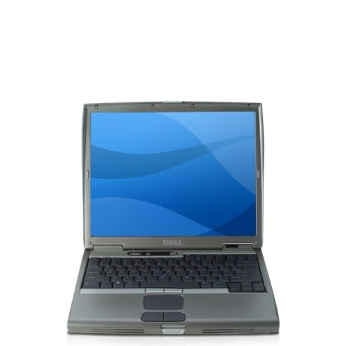 LatitudeD600-Windows 7 Refurbished Dell 250GB HDD Latitude D600 Laptop 4GB RAM-image