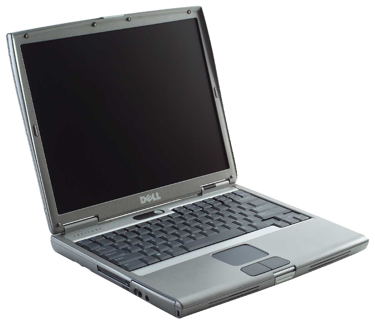 LatitudeD610-Windows 7 D610 Dell Latitude Notebook Refurbished 250GB HDD Laptop 4GB RAM   -image