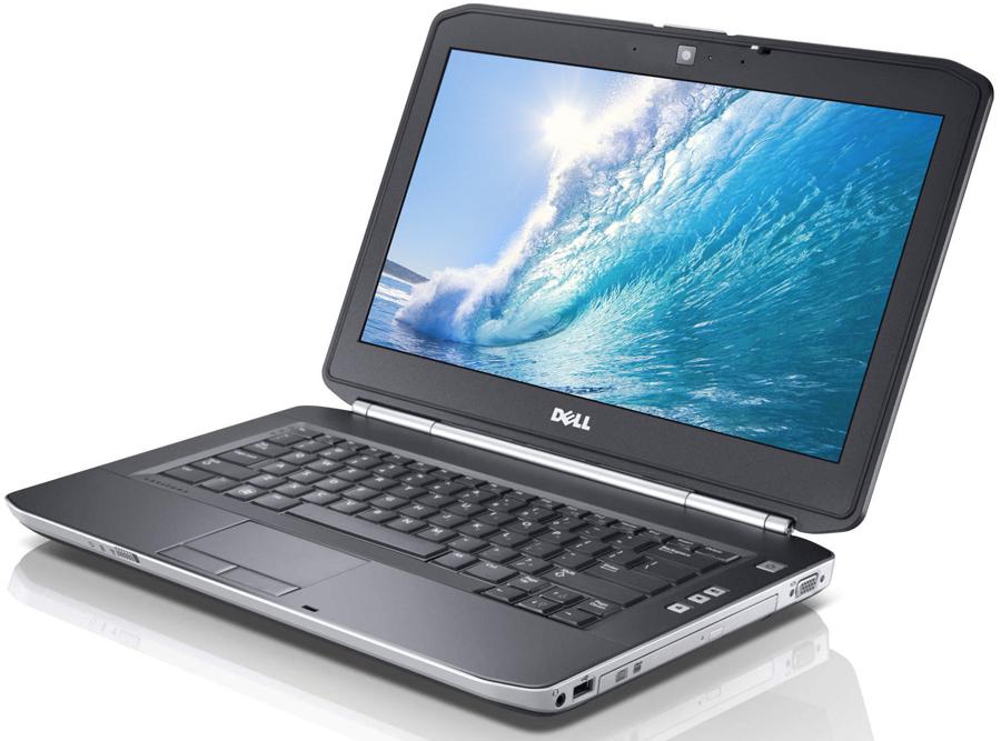 "DELL-LAT-E5420-i3-250GB-Dell Latitude E5420 14"" Intel i3 4GB RAM 250GB HDD Windows 10 DVD-RW USB 2.0 Refurbished Notebook Laptop-image"