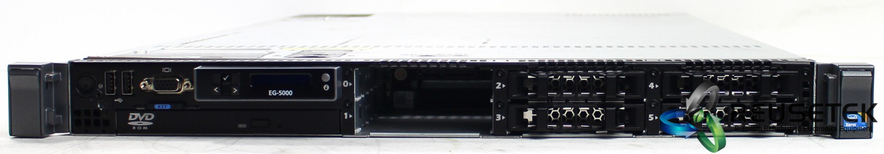 50002979-Dell PowerEdge R610 EG-5000 Server With Intel  E5540 Xeon Quad-Core Processor-image