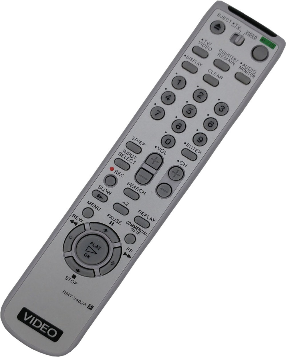 TV-031--Used Authentic Sony RMT-V402B Refurbished Remote Control Tested Working-image