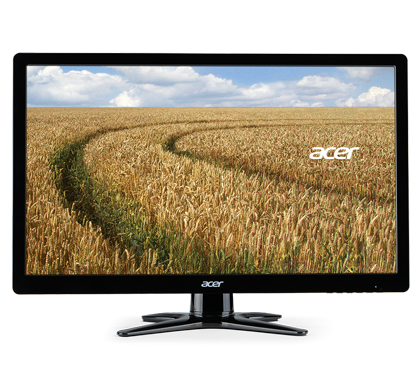 ACER-G236HL-LCD-MON-23IN-Acer G236HL Refurbished LCD Monitor 200 cd/m² Brightness 1920 x 1080 Resolution 23-inch 5ms Response Time-image