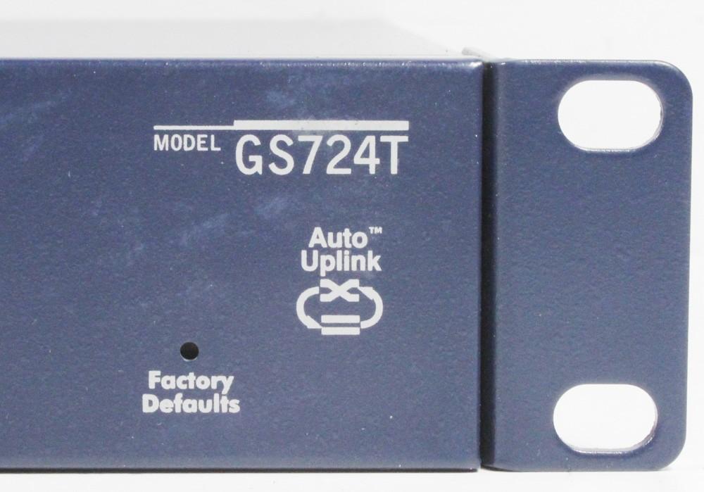 CDH5036-Netgear GS724T 24-Port Gigabit Switch V2-image