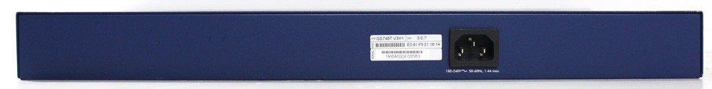 50000695-Netgear GS748T 48 Port Gigabit Switch -image