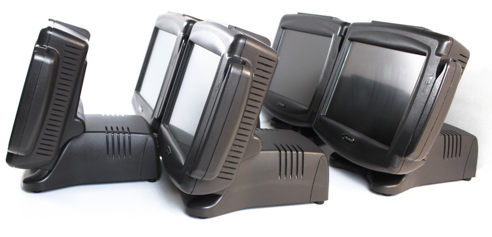 50000572-Radiant Systems P1220 Touch Screen Restaurant POS Terminal (Lot of 5) -image