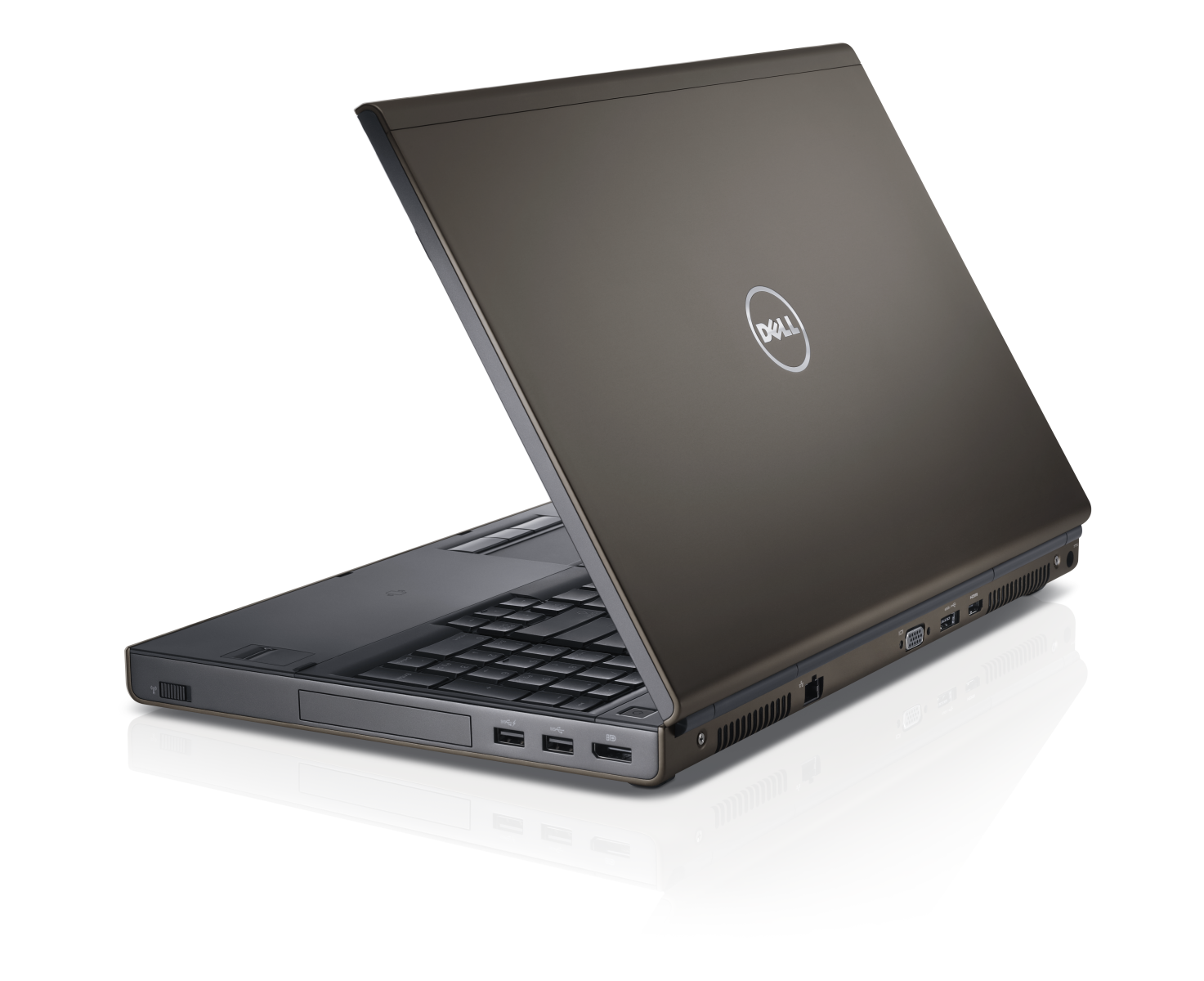 DEL-M6800-I7-Dell Precision M6800 Workstation Laptop Core i7 500 GB Hybrid Drive 8 GB RAM 17.3-inch Windows 10 Pro-image