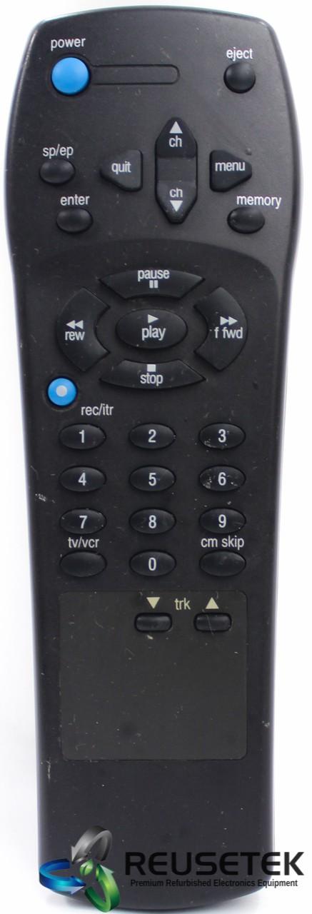 50003176896383-B12-Zenith SC411P VCR Remote Control-image