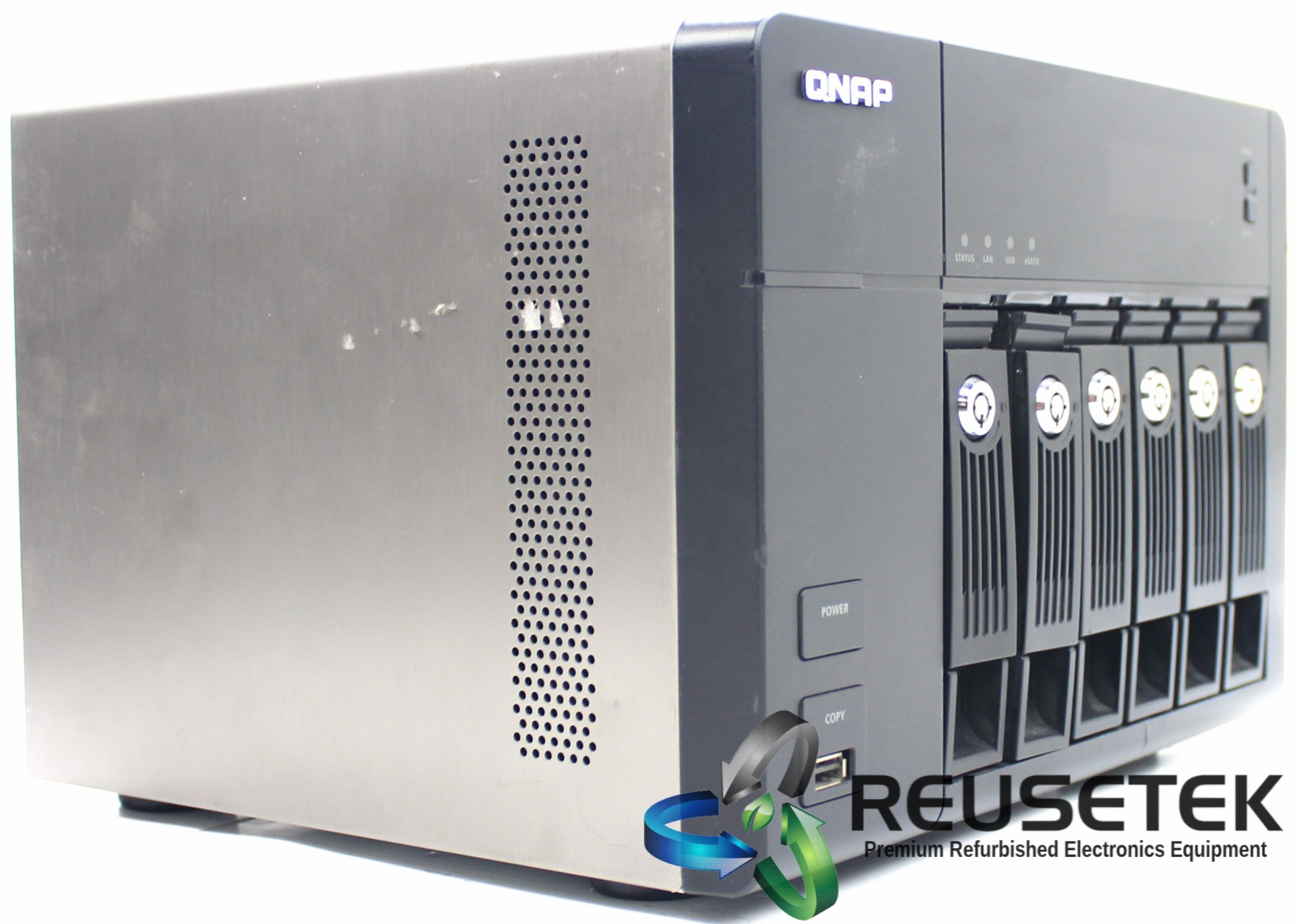 CDHa5211-Qnap TS-639 Pro Network Attached Storage (NAS) -image
