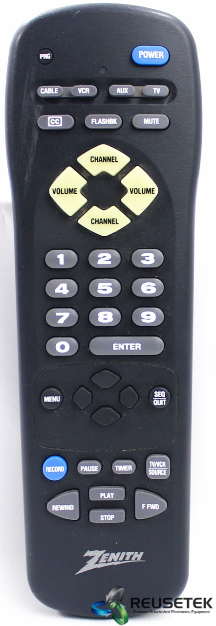 500031769607459-B25,B23-Zenith124-202-01/MBR 3440 Remote Control -image