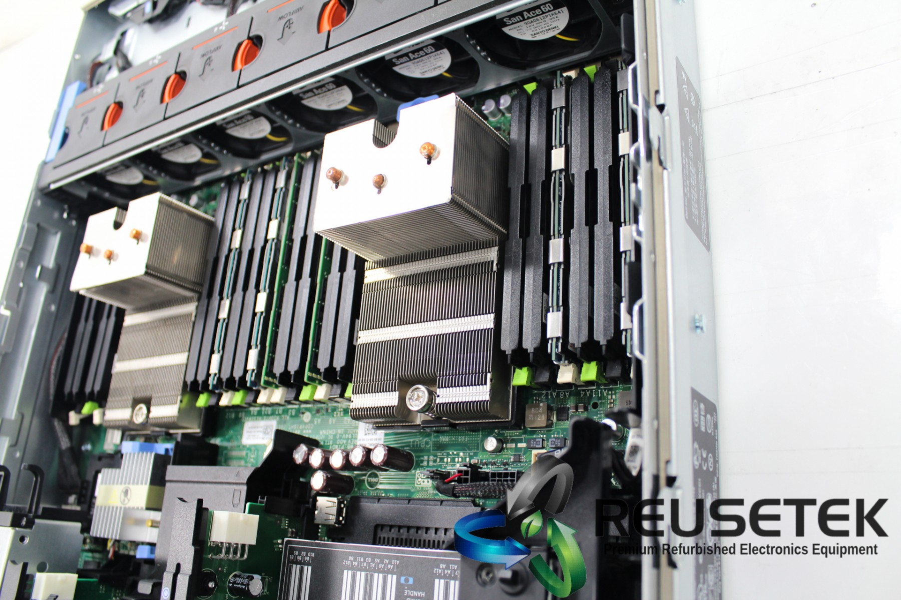 SN12088852-Dell PowerEdge R720 Xeon Six-Core E5-2620 2U Rack Mountable Server-image
