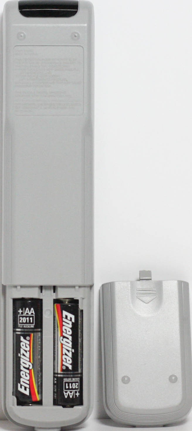 1000432-B47,B60-Sony RMT-V402A Silver Remote Control -image