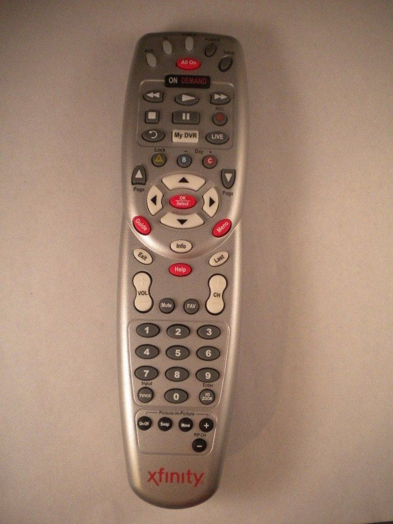 0 0-102-Used Authentic 1XFINITY RC1475505/04MB Refurbished Remote Control OEM -image