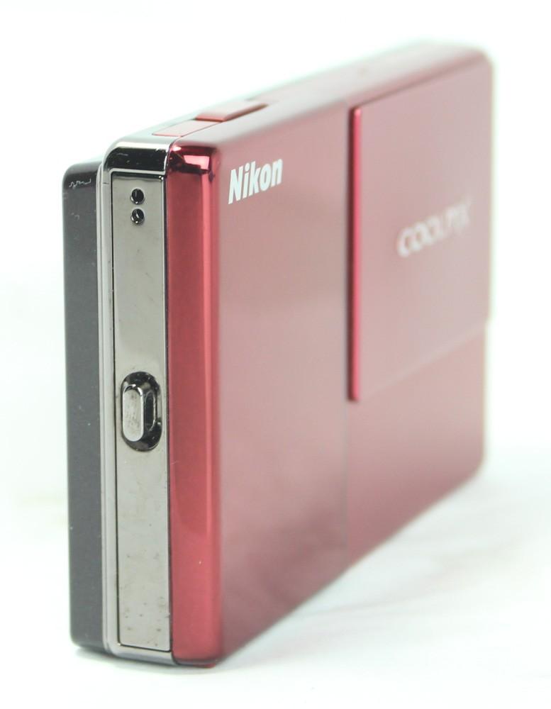 50000262-Nikon CoolPix S70 Digital Camera-image