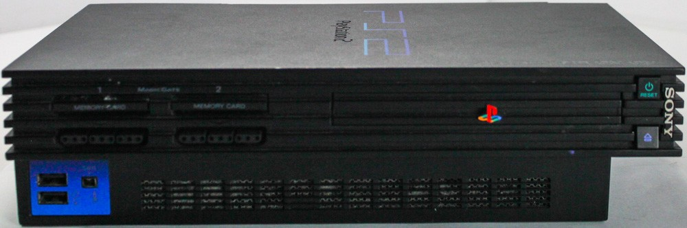 50000221-Sony Playstation 2 -image