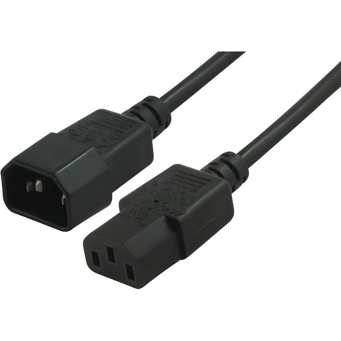 SPCEEMF-Standard A/C Power Cable Extender for Electronics Male to Female-image