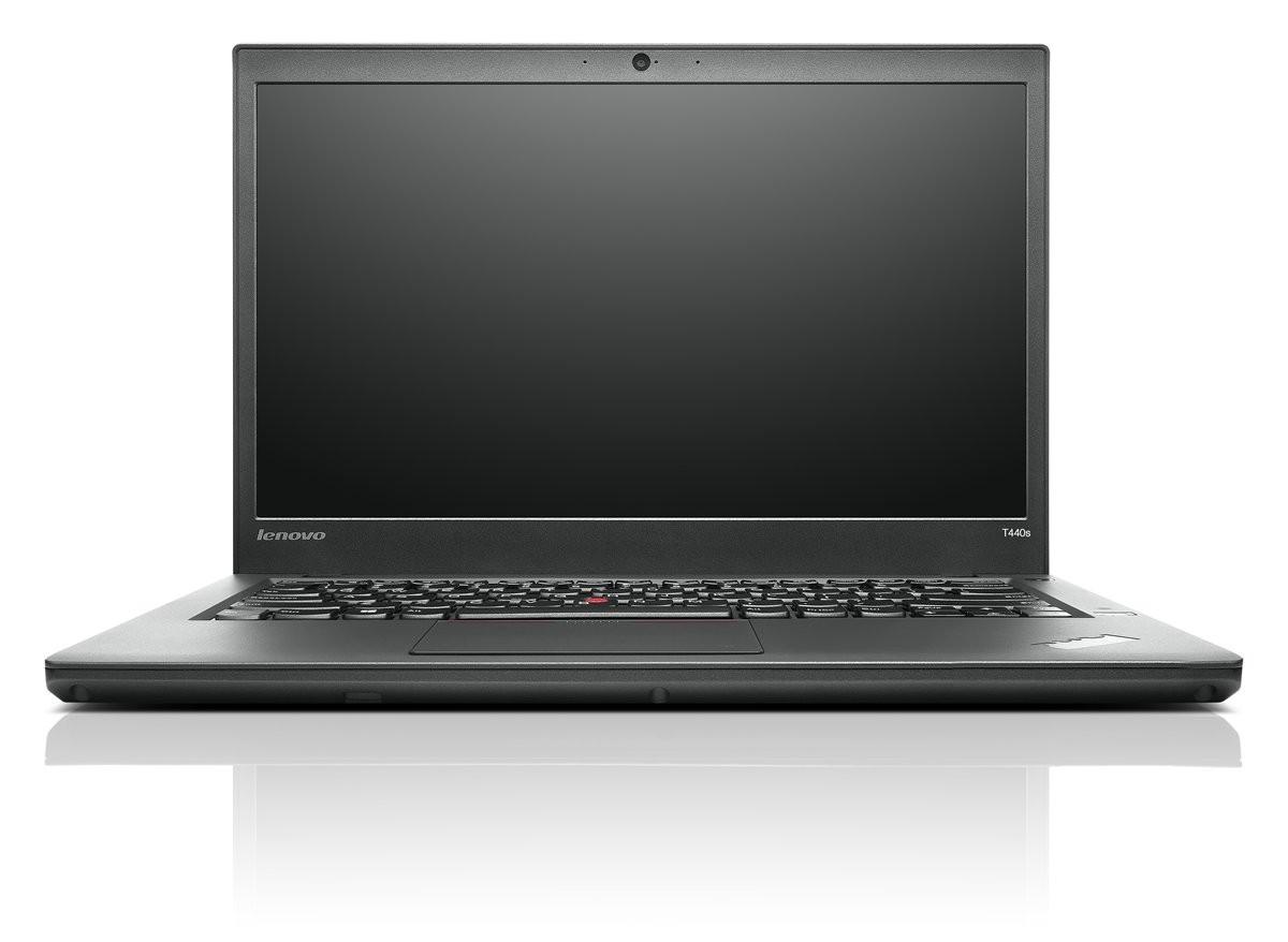 LEN-TP-T440S-i5-Lenovo ThinkPad T440s Refurbished Ultrabook Laptop Intel Core i5 14-inch Screen 750GB HDD 8GB RAM Windows 10 Pro-image