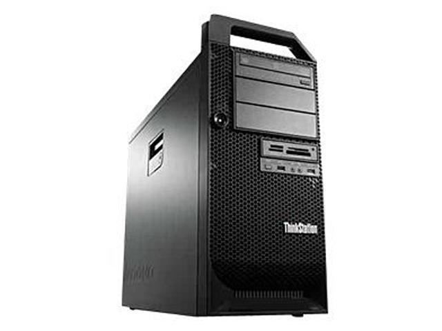 101631-Lenovo ThinkStation Workstation PC D30 MT-M 4229 Quad-Core Xeon 1.8Ghz E5-2603 24GB DDR3 No Hard Drive Windows 7 64-Bit Installed-image