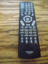 CT-90047-Toshiba CT-90047 Refurbished Remote Control for VCR/DVD/TV-image