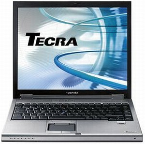 M5Tecra-Toshiba Tecra M5 Refurbished Laptop Core 2 Duo 4GB RAM 250GB HDD Windows 7-image