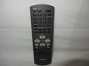 VC-602-Toshiba VC-602 Refurbished Remote Control for TV/VCR-image