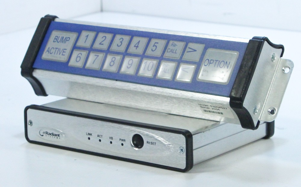 10000740-Radiant Systems P1220 Complete Restaurant  POS System-image