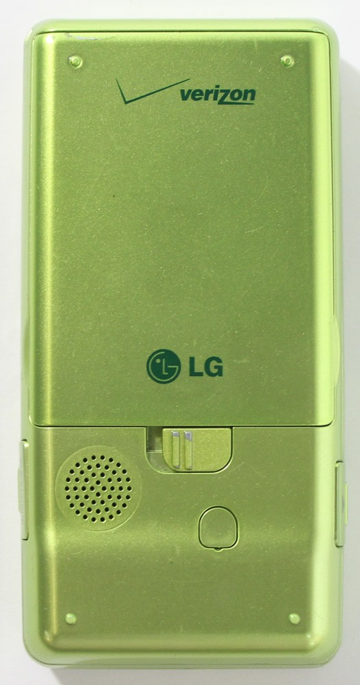 50000644-Verizon LG Mint Chocolate VX8500G Cell Phone -image