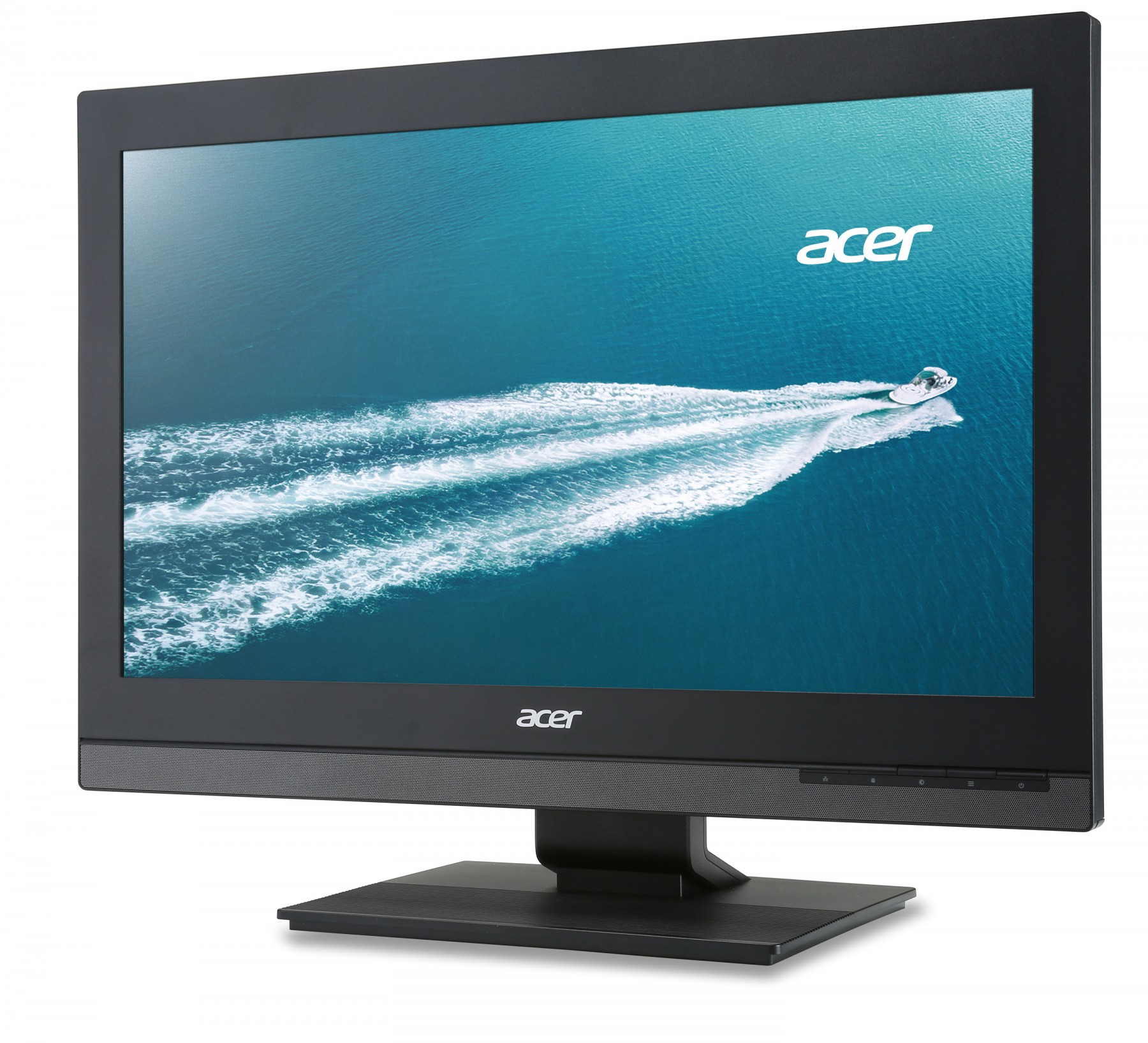 ACER-VER-Z4810G-AIO-I5-500GB-Acer Veriton Z4810G Refurbished All-in-One PC 500 HDD 8 GB RAM 23-inch Core i3 Windows 10 Professional -image