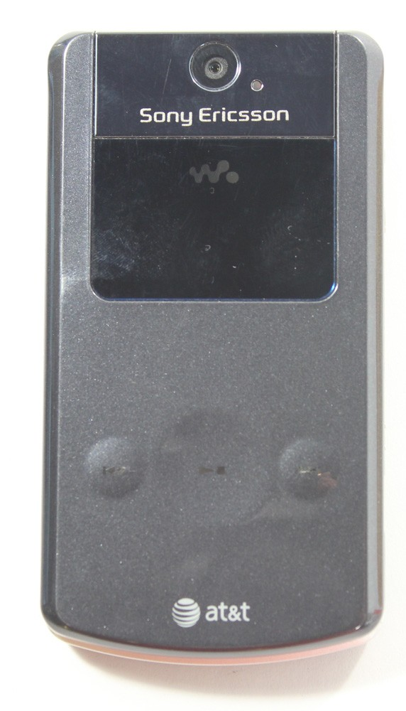 50000297-Sony Ericsson W518a WalkMan Cell Phone -image