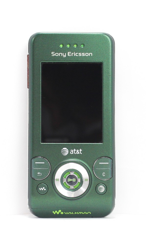 50000298-Sony Ericsson W580i Cell Phone (AT&T) -image