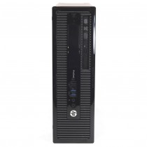 HP ProDesk 400 G1 Refurbished Desktop 4 GB RAM 500 GB HDD Core i3 Win 10 Pro