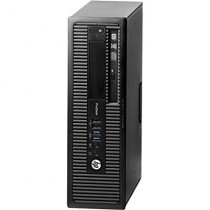HP ProDesk 600 G1 Refurbished Desktop 8 GB RAM 500 GB HDD Core i5 Win 10 Pro